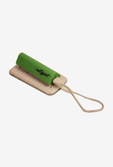Callmate GECKO Grip 2800 mAh Power Bank (Green)