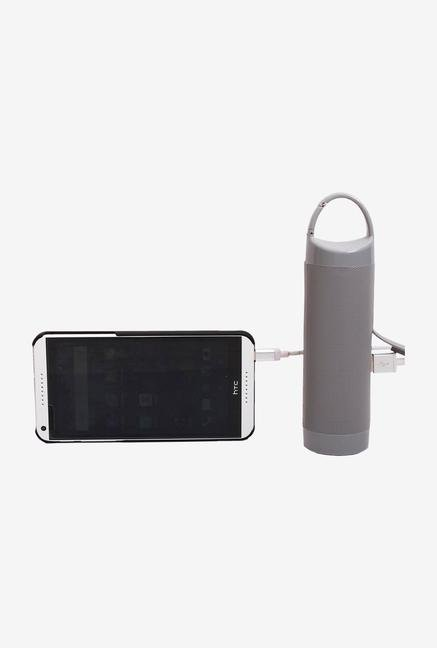 Callmate BTSi6GR Bluetooth Speaker with Power Bank Grey
