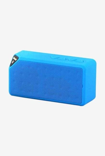 Callmate X3 MBX3B Wireless Bluetooth Speaker Blue
