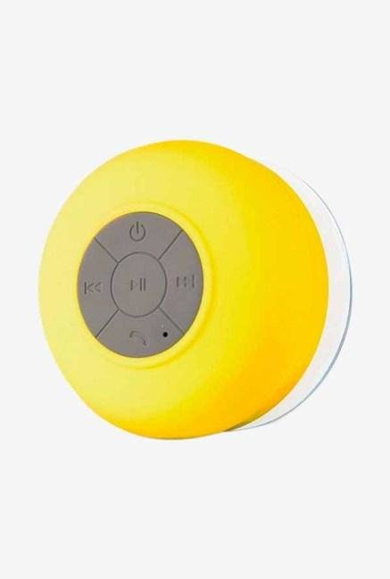 Callmate Shower BTS06-BSY Bluetooth Speaker Yellow