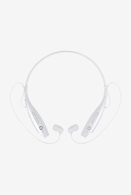 Callmate HSB730 In-Ear Bluetooth Stereo Headset White