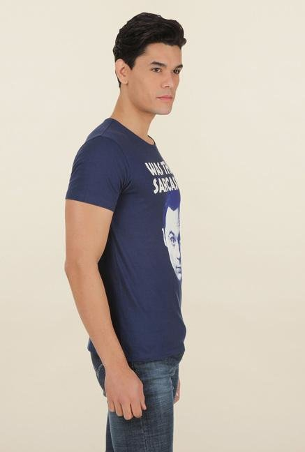 The Big Bang Theory Navy T Shirt