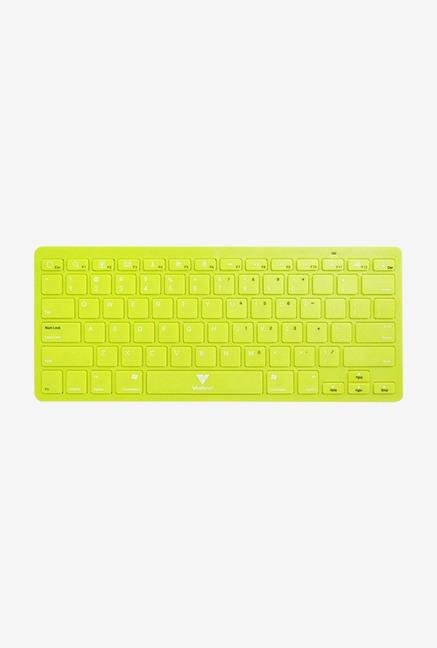 Callmate Bluetooth Keyboard with USB Dongle Green