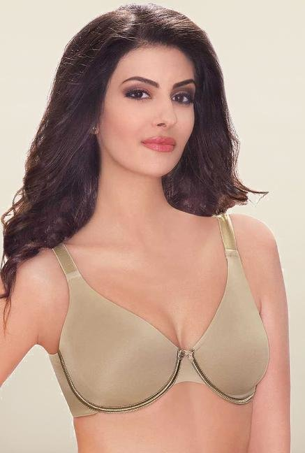Amante Sandalwood Underwired T-Shirt Bra