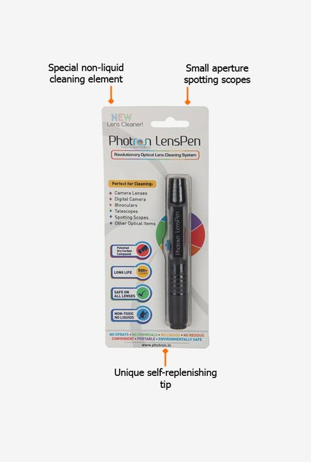 Photron Lenspen Lens Cleaner Black