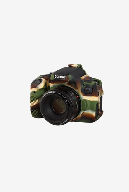 EasyCover Camera Case for Canon 750D/T6i Camouflage