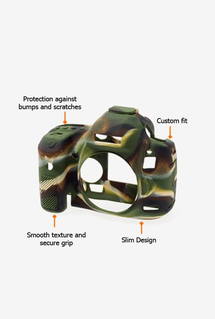 EasyCover Camera Case for Canon 5D MK3 Camouflage