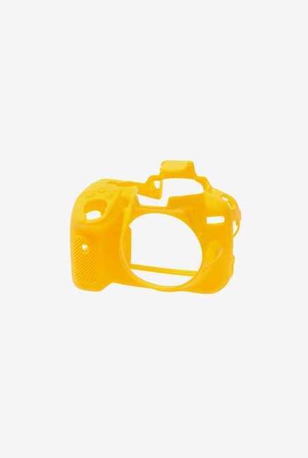 EasyCover Camera Case for Nikon D5300 Yellow