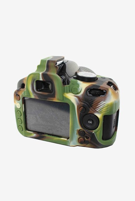 EasyCover Camera Case for Nikon D3200 Camouflage