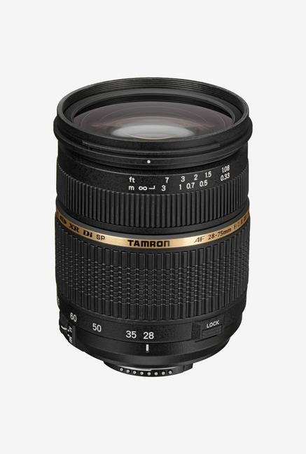 Tamron SP 28-75mm f/2.8 XR Di LD AL IF Lens for Nikon DSLR