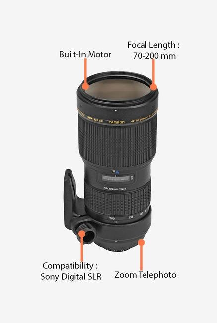 Tamron 70-200mm f/2.8 AF Di LD IF MACRO Lens for Sony DSLR