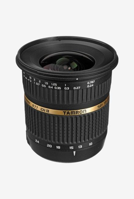 Tamron 10-24mm f/3.5-4.5 Di II LD AL IF Lens for Pentax DSLR
