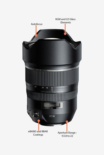 Tamron SP 15-30mm f/2.8 Di VC USD Lens for Sony DSLR