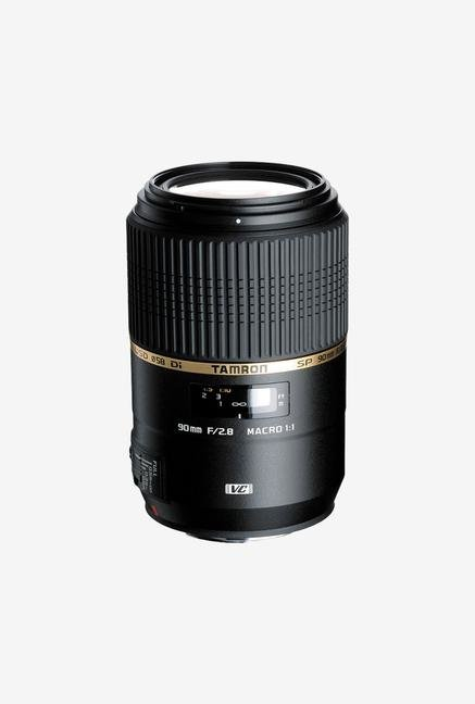 Tamron SP 90mm f/2.8 Di MACRO 1:1 VC USD Lens for Nikon DSLR