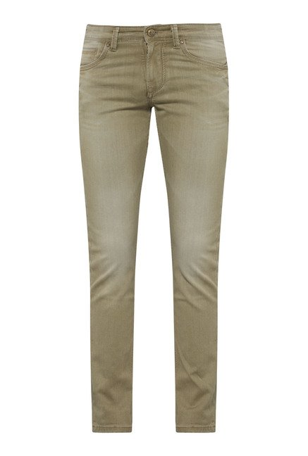 Killer Khaki Slim Fit Jeans