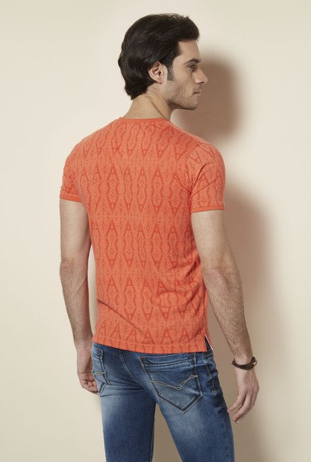 Killer Orange Robin T Shirt