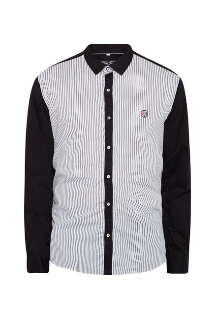 Killer Multicolor Slim Fit Casual Shirt