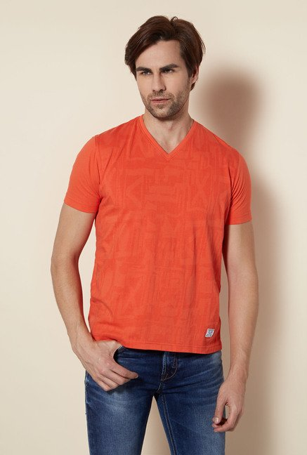 Killer Coral Lava T Shirt