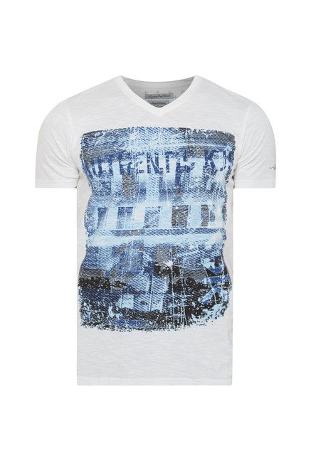 Killer Off White Shavn T Shirt