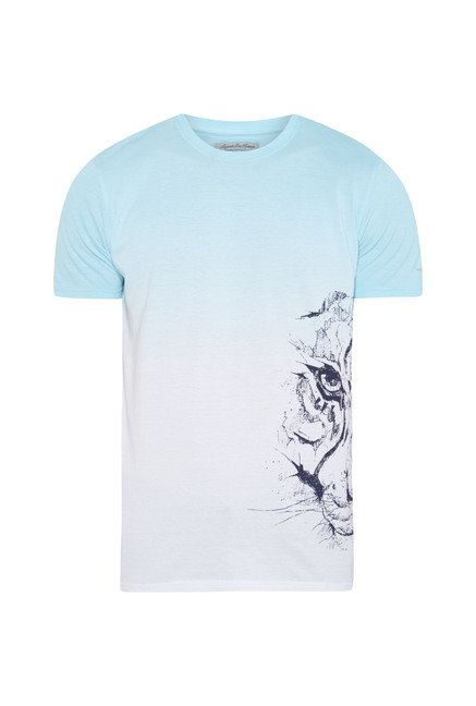 Killer Sea Blue Brad T Shirt