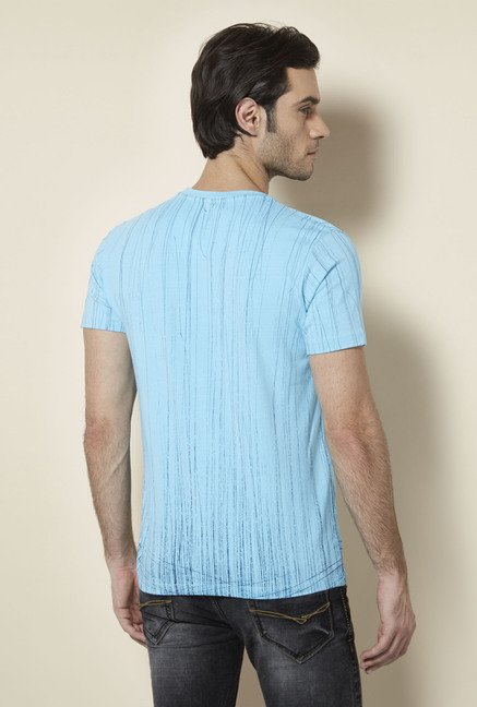 Killer Light Blue Richie T Shirt