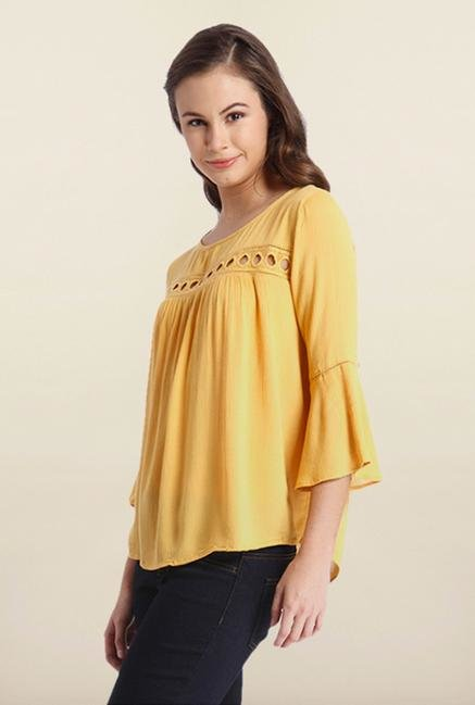 Only Honey Gold Solid Top