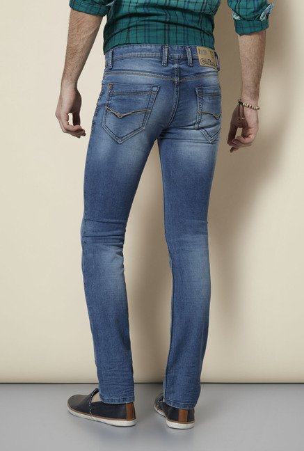 Killer Indigo Skinny Fit Jeans