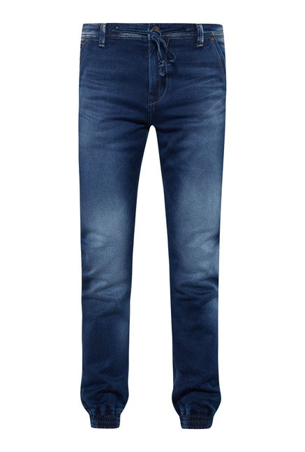 Killer Indigo Cotton Lycra Jeans