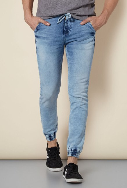 Killer Blue Cotton Lycra Jeans