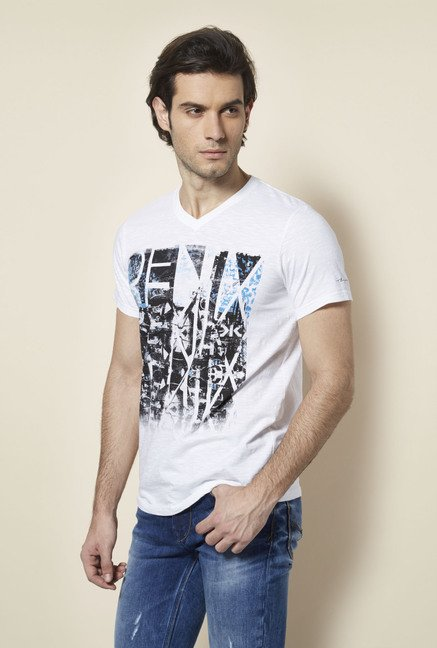 Killer White Ryan T Shirt