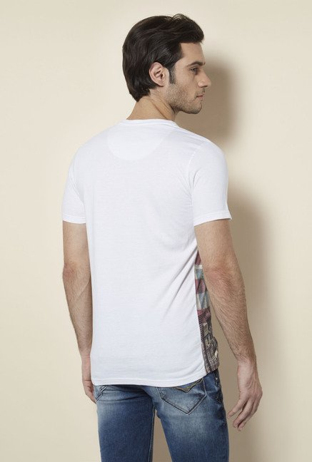 Killer White Terry T Shirt