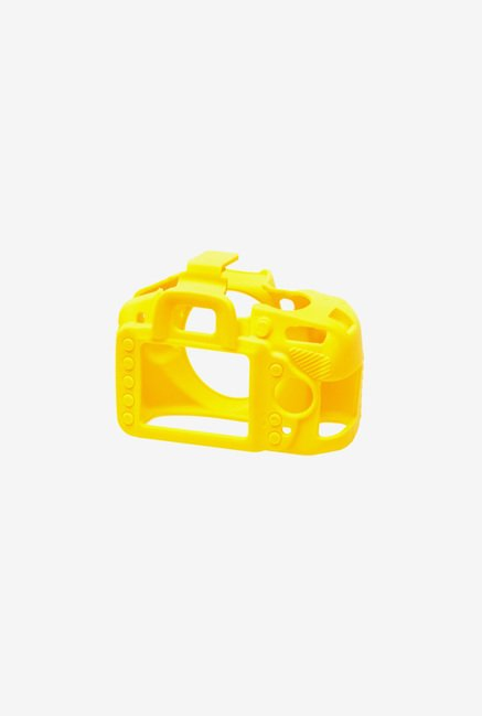 EasyCover Camera Case for Nikon D3200 Yellow