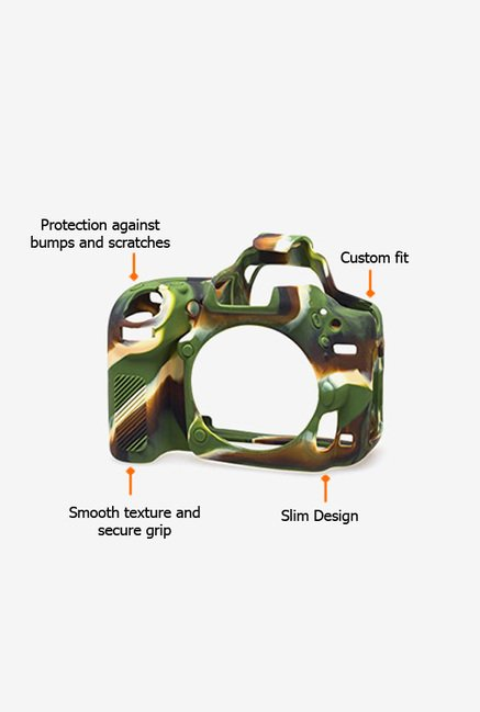 EasyCover Camera Case for Nikon D750 Camouflage