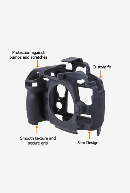 EasyCover Camera Case for Nikon D7000 Black