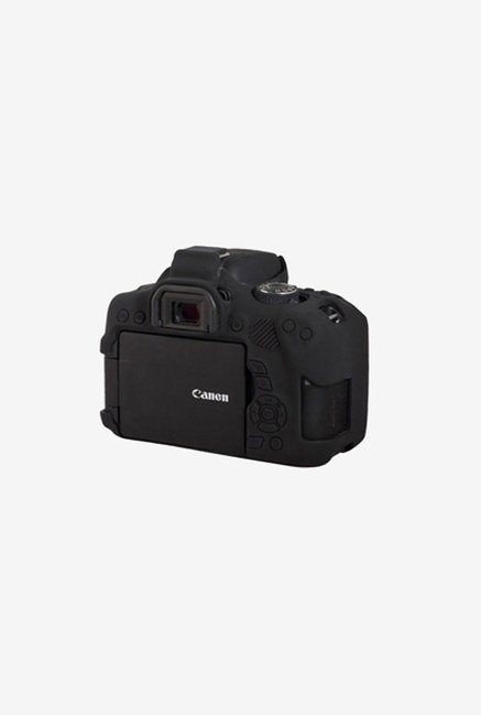 EasyCover Camera Case for Canon 750D/T6i Black