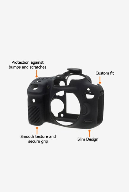 EasyCover Camera Case for Canon 7D Mark II Black