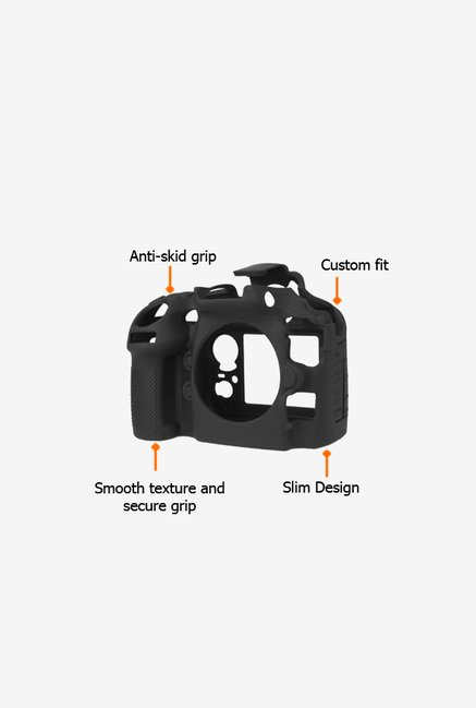 EasyCover Camera Case for Nikon D800/D800E Black