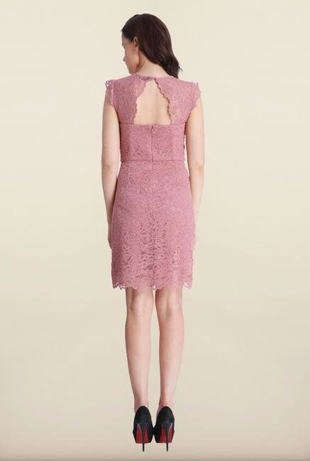 Only Mesa Rose Lace Dress