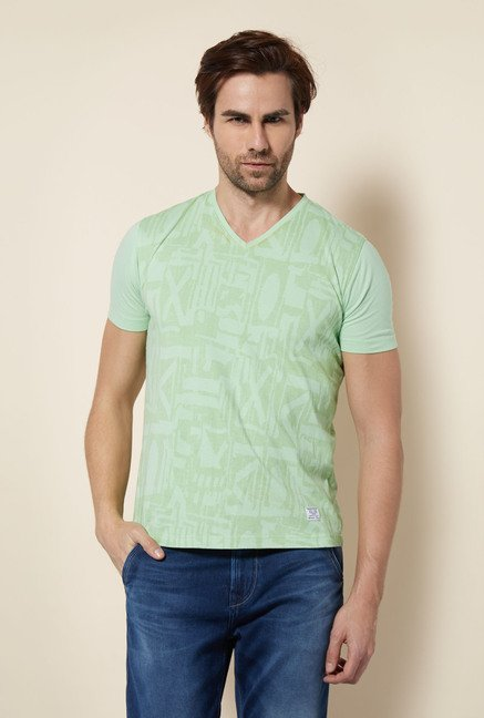 Killer Green Lava T Shirt
