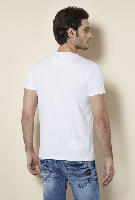 Killer White Robin T Shirt