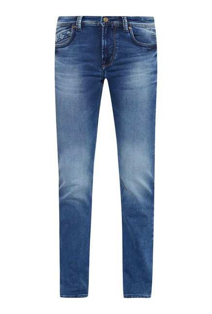 Killer Blue Skinny Fit Jeans