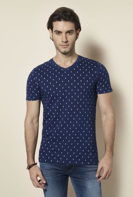 Killer Indigo Bob T Shirt