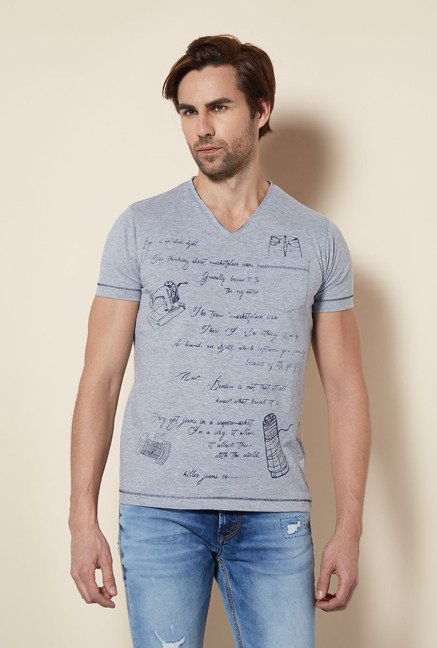Killer Grey Kallis T Shirt