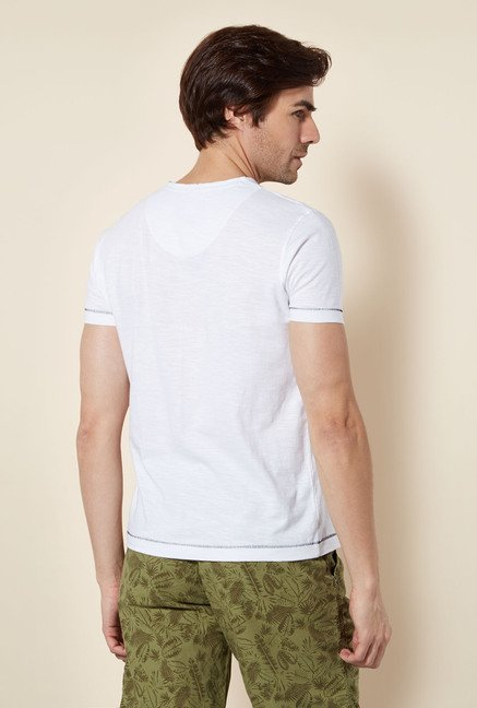 Killer White Kallis T Shirt