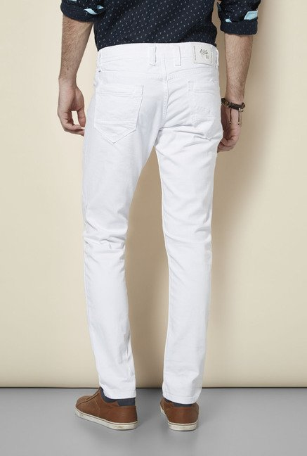 Killer White Skinny Fit Jeans