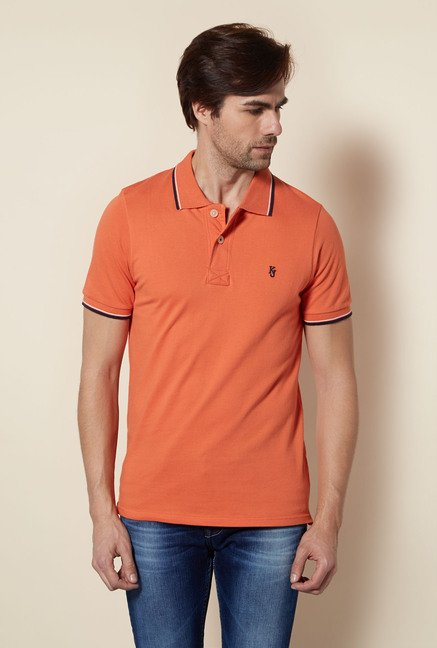 Killer Tangerine Arrow T Shirt