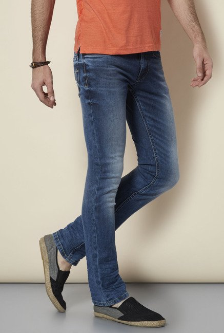Killer Blue Slim Fit Jeans
