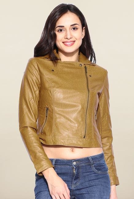 Kraus Tan Solid Jacket