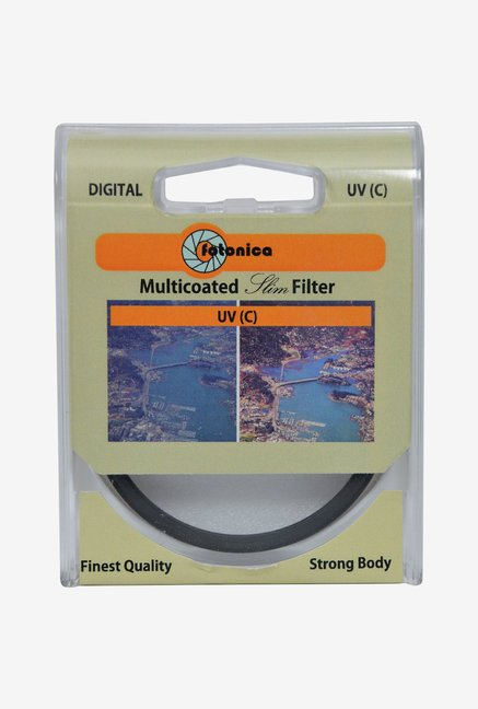 Fotonica 52 mm Multi Coated Ultra Violet Filter