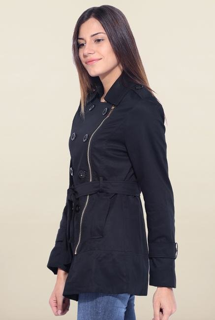 Kraus Black Solid Jacket